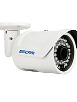 Недорогие -ESCAM QD320 720P P2P ИК-камера безопасности с обнаружением движения ночного видения