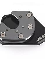Недорогие -Подножка подставка для ног мотоцикла ножки подставки увеличитель расширение чпу алюминий для Honda X-Adv XADV 2017 2018