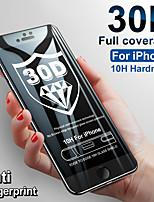 Недорогие -30d защитное стекло для iphone 6 6s 7 8 плюс стекло xr x xs полная крышка для iphone xs max защитная пленка закаленное стекло
