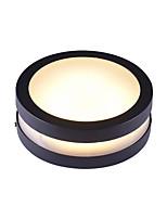 Недорогие -водонепроницаемые простые / современные современные настенные светильники&усилитель; бра / уличные настенные светильники ванная комната / уличный алюминиевый настенный светильник ip65