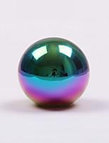 Недорогие -красочная круглая форма шара универсальный автомобиль ручка переключения передач ручка рычага переключения передач