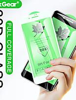 Недорогие -Закаленное стекло 20d с закаленным краем для iphone 7 8 6 плюс защитная пленка для полного экрана iphone6 6 s xr xs max защитная пленка