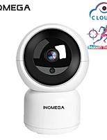 Недорогие -Inqmega 1080p облако беспроводная IP-камера интеллектуальное автоматическое слежение за человеческой домашней безопасности видеонаблюдения сеть мини-WiFi камера