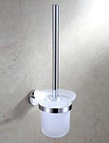 Недорогие -Держатель для ёршика Креатив Modern Нержавеющая сталь 1шт - Ванная комната На стену