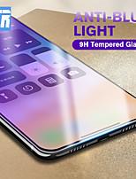 Недорогие -анти-синий свет защитное стекло на для iphone x xr xs макс 9h закаленное стекло для iphone 6 6s 7 8 плюс защитная пленка экрана