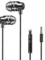 Недорогие -LITBest Ear04 Наушники-вкладыши Проводное EARBUD С подавлением шума