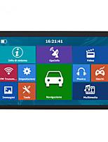 Недорогие -S900 9 дюймов 256 МБ 8 г HD Windows CE 6.0 автомобильный GPS-навигатор емкостный сенсорный экран портативный