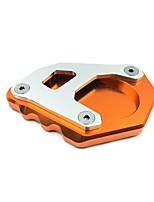 Недорогие -cnc подножка боковая подставка увеличительная пластина для KTM 1050 1090 1190 1290 приключение