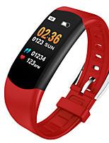Недорогие -s5 мужчины женщины умный браслет smartwatch android ios bluetooth водонепроницаемый сенсорный экран монитор сердечного ритма измерение артериального давления спорт ecgppg шагомер напоминание сидячий