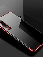 Недорогие -покрытие прозрачный силиконовый чехол для huawei p30 pro p30 lite p30 чехол прозрачный мягкий тпу чехол для huawei p20 pro p20 lite p20 сумка для мобильного телефона