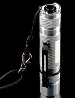 Недорогие -Светодиодные фонари Светодиодная лампа LED излучатели 3 Режим освещения с батареей и зарядным устройством Портативные Защита от ветра Прочный Походы / туризм / спелеология Охота Рыбалка