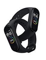 Недорогие -Xiaomi Mi Band 4 Smart Watch BT 5.0 Поддержка фитнес-трекер уведомить совместимые телефоны Samsung / Huawei Android&усилитель; iphone