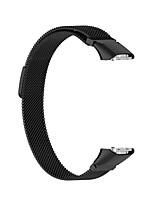 Недорогие -Ремешок для часов для Галактика подходит SM-R370 Samsung Galaxy Миланский ремешок Нержавеющая сталь Повязка на запястье
