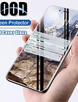 Недорогие -100d защитное стекло полная крышка для iphone xr xs max 8 7 плюс закаленное стекло для iphone x 6 6s 8 7 защитная пленка для экрана