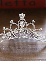 Недорогие -Жен. Дамы Свадьба Принцесса Сплав крошечный бриллиант Гребни Свадьба