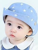 Недорогие -Дети (1-4 лет) Универсальные Мультипликация Головные уборы Синий / Тёмно-синий