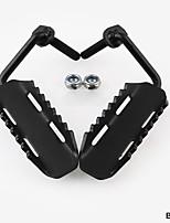 Недорогие -1 пара универсальный автомобильный противоскольжения педаль ножка аксессуары для джипа
