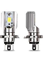 Недорогие -1шт h4 / ba20d мотоциклетные / автомобильные лампочки 9 Вт початка светодиодные дневные ходовые огни / фары для универсальных на все годы