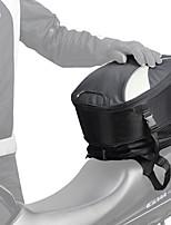 Недорогие -Chcycle расширяемый мотоцикл хвост сумка водонепроницаемый многофункциональный шлем сумка спорт на открытом воздухе рюкзак универсальный мешок заднего сиденья 28l