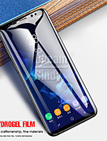 cheap -soft full protective hydrogel film for samsung galaxy s8 plus s9 plus cover screen protector for samsung galaxy note 8 not glass