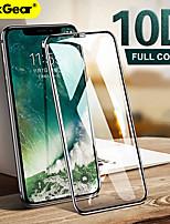 Недорогие -10d закаленное стекло для iphone x 7 8 6 плюс защитная пленка для экрана полная крышка защитное стекло для iphone 6s 7 xr xs макс защитная пленка