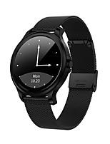 Недорогие -KimLink S4 Smart Watch BT Поддержка фитнес-трекер уведомить / монитор сердечного ритма Спорт Bluetooth SmartWatch совместимые телефоны IOS / Android
