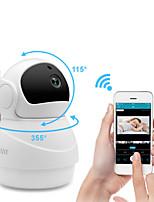 Недорогие -Беспроводная камера наблюдения Wi-Fi радионяня сетевая камера 2-мегапиксельная сетевая камера безопасности HD