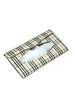 Недорогие -230 * 115 * 22 мм солнцезащитный козырек автомобиля кожа ткани коробка украшения автомобиля держатель для салфеток бумажная коробка для полотенец модель ткани boxpack