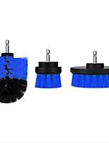 Недорогие -3 шт. / Компл. Автомобильная щетка щетка электрическая щетка электрическая дрель щетка инструмент для очистки дома