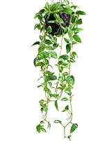 Недорогие -Искусственные Цветы 1 Филиал Классический Простой стиль Pастений Цветы на стену
