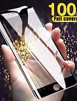 Недорогие -100d защитная пленка для экрана iphone 7 8 plus x xs закаленное стекло на iphone 6 6s plus 5 5s se защитная пленка