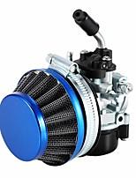 Недорогие -гоночный карбюратор воздушный фильтр 49cc-80cc 2-х тактный велосипед моторизованный велосипедный комплект