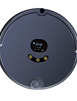 Недорогие -робот-пылесос дистанционное управление / дистанционное управление сухим мытьем влажный швабра дистанционный светодиодный экран 2.4g режим комбинированной чистки / влажный и сухой швабры / самозарядка