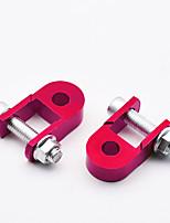 Недорогие -1 пара мотоцикл задний амортизатор электрическая педаль амортизатор highten комплект модификации аксессуары