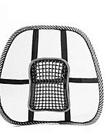 Недорогие -автокресло летнее охлаждение подушка поясничная дышащая подушка вентиляция талия поддержка автомобилей офисный стул облегчение боли в спине