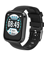 Недорогие -Смарт-часы P30 BT Поддержка фитнес-трекер уведомить / артериальное давление / монитор сердечного ритма Спорт SmartWatch совместимые телефоны IOS / Android