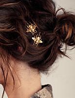 Недорогие -Жен. Классический Мода Позолота Украшения для волос