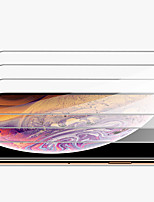 Недорогие -applecreen защитная пленка iPhone xs / x / xsmax / xr защитная пленка высокого разрешения (hd) 2 шт. закаленное стекло