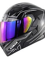 Недорогие -унисекс двойная линза откидной мотоциклетный шлем высокопрочный защитный шлем