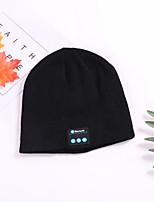 Недорогие -litbest m5 bluetooth музыка беспроводная шапка осень и зима прослушивания песни вязать теплую шапку
