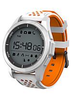 Недорогие -KKTICK F3 умный спорт на открытом воздухе часы сердечного ритма браслет мужчины и женщины с тем же пунктом водонепроницаемый