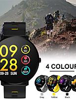 Недорогие -K9 Smart Watch BT Поддержка фитнес-трекер уведомлять / монитор сердечного ритма / водонепроницаемый SmartWatch совместимые телефоны IOS / Android