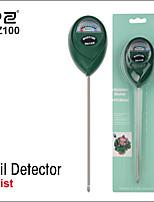 Недорогие -rz100 мини рН-метр влажности почвы измеритель влажности ph-монитор влажности почвы гигрометр садоводство растениеводство тестер влажности