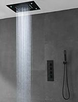 Недорогие -Смеситель для душа - Современный Окрашенные отделки Другое Керамический клапан Bath Shower Mixer Taps