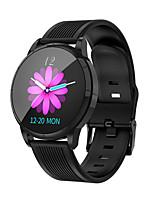 Недорогие -mk07 умные часы bt фитнес-трекер поддержка уведомлений / артериальное давление / монитор сердечного ритма спорт SmartWatch совместимые телефоны IOS / Android