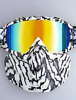 Недорогие -мужчины женщины лыжи сноуборд снегоход очки снежная зима ветрозащитные лыжные очки с рамкой для лица