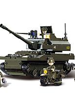 Недорогие -Конструкторы 102 pcs совместимый Legoing трансформируемый Все Игрушки Подарок