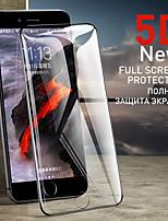 Недорогие -5d закаленное стекло с закаленным краем для iphone 6 7 8 6s plus xs max защитная пленка для полной крышки экрана на iphone x xr защитная пленка