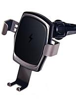 Недорогие -Беспроводное зарядное устройство / Беспроводные автомобильные зарядные устройства Зарядное устройство USB USB Беспроводное зарядное устройство 1.67 A DC 9V для Универсальный