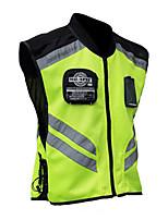 Недорогие -мотоцикл езда светоотражающий жилет команды униформа флуоресцентный защитный жилет